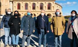 """Forza Italia accoglie il Sindaco di Esanatoglia: """"amministratore valido e pronto all'ascolto"""""""