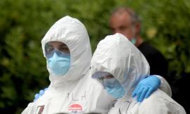 Covid, 61 nuovi casi e 5 decessi oggi nelle Marche: scendono ricoveri e tasso incidenza del virus