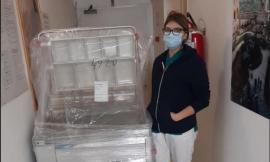 Il cuore del Rotary Tolentino: donato un carrello multifunzionale alla casa di riposo di Treia