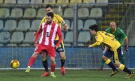 Serie C, il Matelica crolla contro il Modena: arriva la sconfitta per 4-1