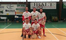 Tamburello, la Treiese parteciperà alle finali nazionali di serie B
