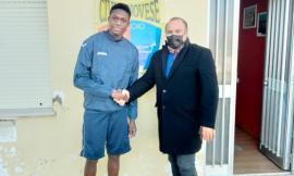 Civitanovese, ufficiale l'arrivo del giovane difensore Egbobawaye Destiny