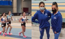 Cus Macerata, brillano Anastasia Giulioni e Giulia Miconi ai Campionati Italiani