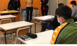 Stop alle lezioni in presenza per tutte le classi delle scuole medie di Mogliano e Petriolo