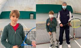 Cus Macerata, il baby tennista Francesco Spinaci tra i migliori quattro atleti della provincia