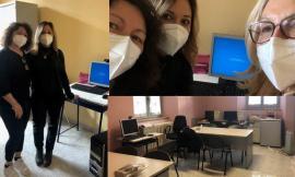 San Severino, famiglie in difficoltà: il Centro San Paolo accoglie gli alunni impegnati con la Dad