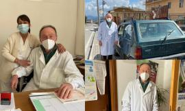 Penna San Giovanni, festa doppia per il dottor Sante Di Luca: i 70 anni iniziano dalla pensione