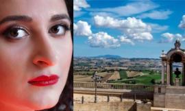 """""""Terre Marchigiane"""" svela Treia: la scrittrice Lucia Nardi fa da guida tra i tesori del Borgo"""