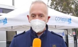 """Civitanova, screening studenti: 2 positivi su quasi 300 tamponi. Ciarapica: """"Buona affluenza"""""""