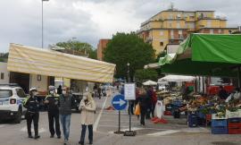 San Severino, sabato torna il mercato in piazza: con la zona arancione riaprono anche i parchi