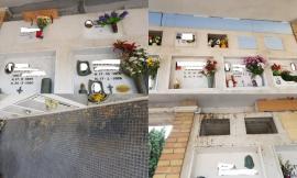 Recanati, sporcizia ed escrementi di piccione al cimitero: la Lega interroga il Comune
