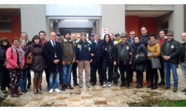 Grazie a lei vennero raccolti quasi 30mila euro: la campionessa di sci Lara Magoni torna a Tolentino