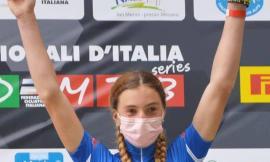 Ciclismo,  splendido trionfo di Giulia Rinaldoni a Nalles tra le allieve