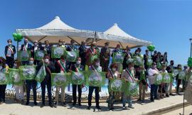 Spiagge a misura di bambino: Civitanova si aggiudica la Bandiera Verde dei pediatri