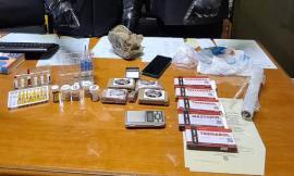Corridonia, oltre 400 grammi di hashish nascosti in casa: arrestato giovane pusher