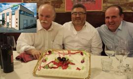"""Pollenza, Cgm taglia il traguardo dei 35 anni di attività: """"Un piccolo miracolo italiano"""""""