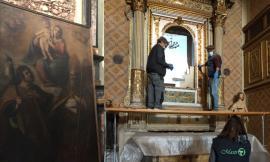 San Severino, il capolavoro del Pomarancio torna finalmente a casa nella chiesa di San Rocco