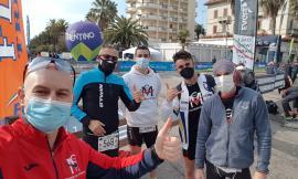 Centro Nuoto Macerata, ripartita la stagione del Triathlon: ottimi risultati per gli atleti biancorossi