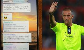 """Terremoto nel calcio, spuntano le chat con l'ex arbitro Morganti: """"Giudizi truccati per arrivare in Serie A"""""""