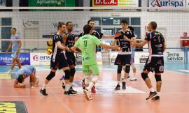 Med Store Macerata, a Lecce arriva una netta sconfitta: tutto rimandato a gara 3