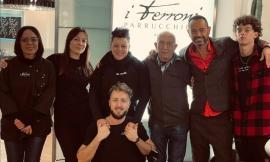 Monte San Giusto, 90 anni e non sentirli: da 'Ferroni' l'arte della coiffure è un affare di famiglia