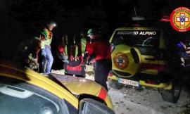 Escursionisti in difficoltà a causa del maltempo: soccorsi nella notte sul Monte Castel Manardo