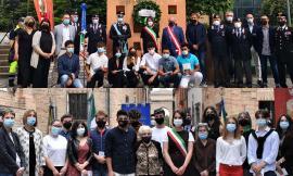 Festa della Repubblica, a Tolentino e Urbisaglia consegna della Costituzione ai giovani (FOTO)