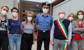 """Fiastra saluta il maresciallo Antonio Ombra: """"Punto di riferimento in questi anni difficili"""""""
