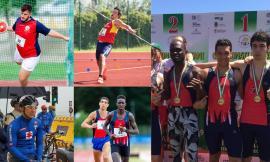 Civitanova, 8 atleti della Anthropos pronti per i Mondiali paralimpici di atletica e ciclismo