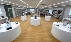 Al Gherlinda Med Store apre la nuova sala corsi