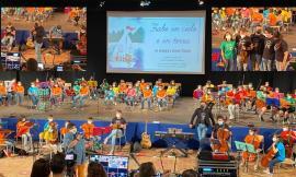 """Camerino, spettacolo musicale di fine anno all'Istituto Comprensivo """"Betti"""""""