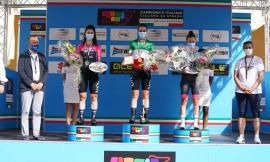 Ciclismo, la Juniores Eleonora Ciabocco conquista il podio nel campionato italiano a cronometro
