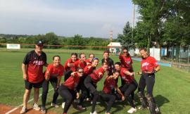 Macerata softball, doppia vittoria in trasferta: Stars Ronchi ko