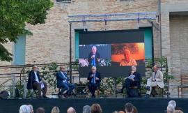 Recanati, l'imprenditore Enrico Loccioni si aggiudica il premio 'Giuseppe Guzzini'