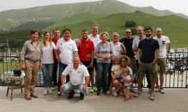 """Bolognola, oltre 160 partecipanti al Motoraduno: il Moto Club Morrovalle vince il Memorial """"Pavoni"""""""