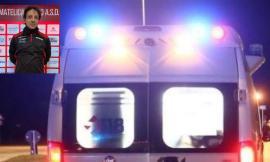 Tragico incidente nella notte: muore giovane papà, preparatore dei portieri del Matelica