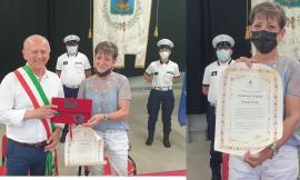 Al fianco di Caldarola durante sisma e pandemia: Giorgia Rossi diventa cittadina onoraria