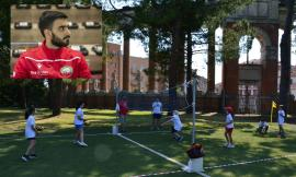 """Volley Academy Macerata, Andrea Cordano: """"Il Camp Estivo una bellissima esperienza"""""""
