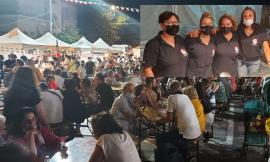 Mogliano Street Food fa il pieno: il paese si ritrova dopo la pandemia