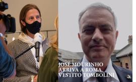 Pitti Uomo, Tombolini punta al sostenibile e allo stile made in Italy indossato da José Mourinho