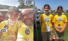 Giovani arcieri di Caldarola conquistano il podio nazionale