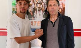 Ancona - Matelica, ufficializzato l'acquisto dell'attaccante Faggioli