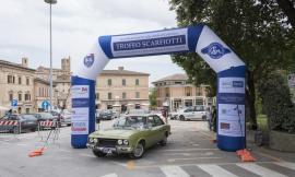 Raduno auto d'epoca, il trofeo Scarfiotti fa tappa a Sarnano