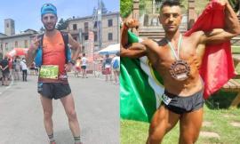 Ancora successi sportivi per Forconi e Giustozzi: Treia festeggia i suoi campioni