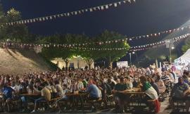 Europei, il trionfo degli azzurri a Mogliano: tutti uniti davanti al maxi-schermo