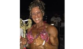 Martina Pelatelli campionessa del mondo: Miss Fitness è di San Severino Marche