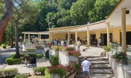 Tolentino, alle Terme di Santa Lucia oltre 350 vaccini al giorno