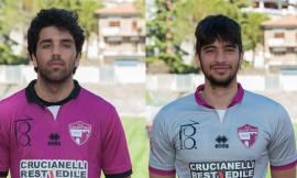 Altre conferme per il Tolentino: il portiere Giorgi e il centrocampista Rozzi ancora in cremisi