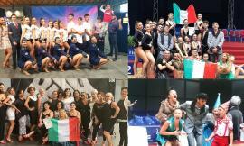 Danza sportiva, New Fashion Gia.Man.Dance da impazzire: sono 51 le medaglie ai Campionati Italiani