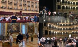 Macerata, grande successo per la due giorni di Opera Europa